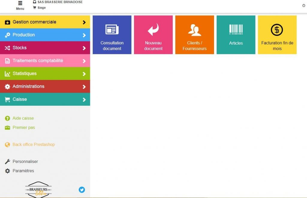 A simple and intuitive interface with a wide range of features