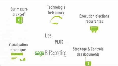 Démonstration Sage BI Reporting - Gestion Commerciale
