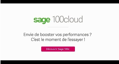 Sage 100cloud, une solution performante, innovante, conforme et collaborative​
